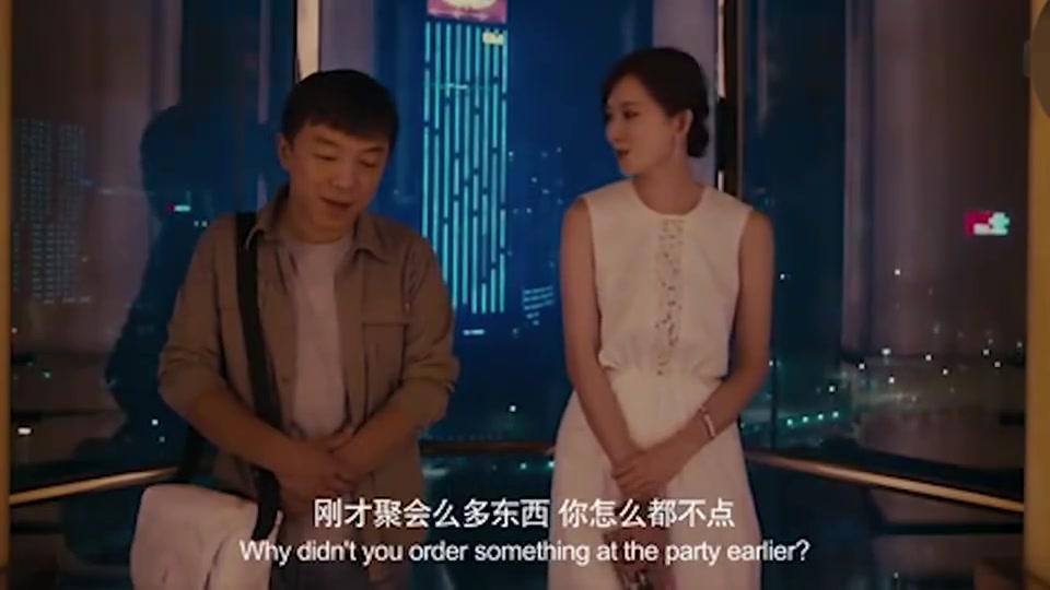 101次求婚:黄渤肚子叫,林志玲询问为何不吃,黄渤:我不会说!