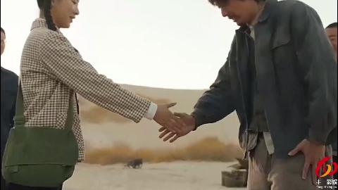《最美的青春》雪梅原谅了冯程两人握手和解