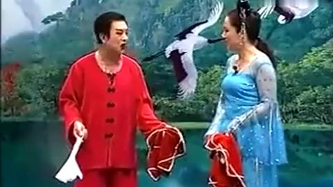 二人转正戏《双锁山》精选片段小豆豆_孙文学实力表演好听