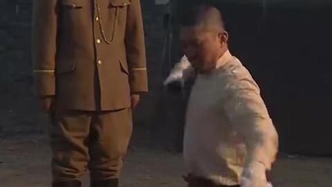 双枪李向阳:松井切腹自尽时,遭到将军一脚飞踹,当场将他救下