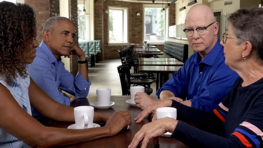 奥巴马夫妇对话《美国工厂》导演,揭露台前幕后的故事