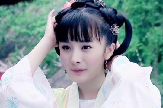 齐刘海才是颜值检测器,赵丽颖热巴萌呆众人,她确定不是来搞笑?