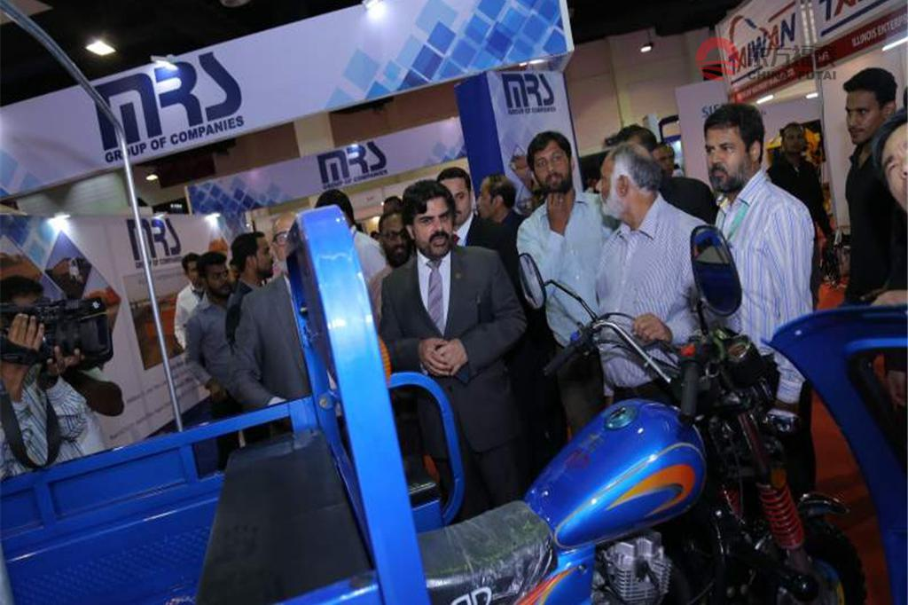 2019年巴基斯坦新能源电动车展