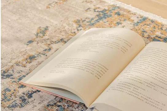 轻奢风土耳其进口竹纤维地毯,当下家居的时尚潮流