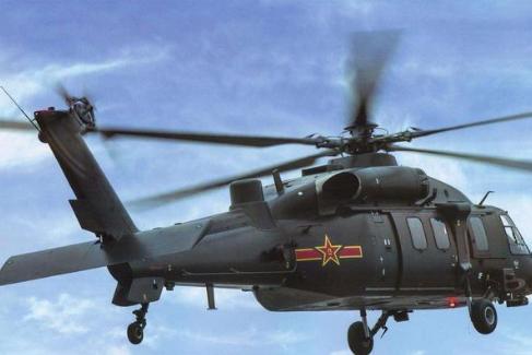 直20高清近照曝光,工艺细节十分完美,远强于黑鹰直升机