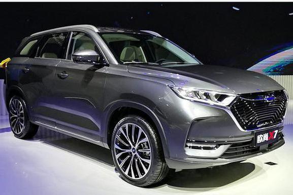 国产车很自信?长安欧尚X7开启预售,价格厚道,还带终生质保