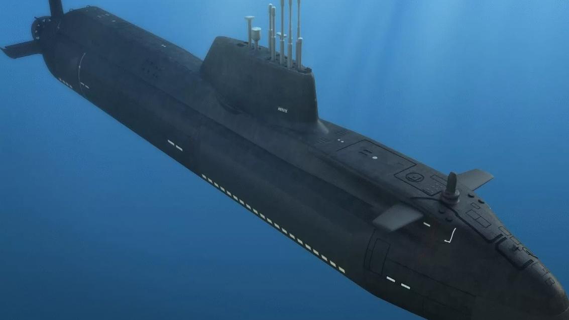 """单价快追平福特级航母!又一""""海军杀手锏""""亮相,隐身技术一流"""