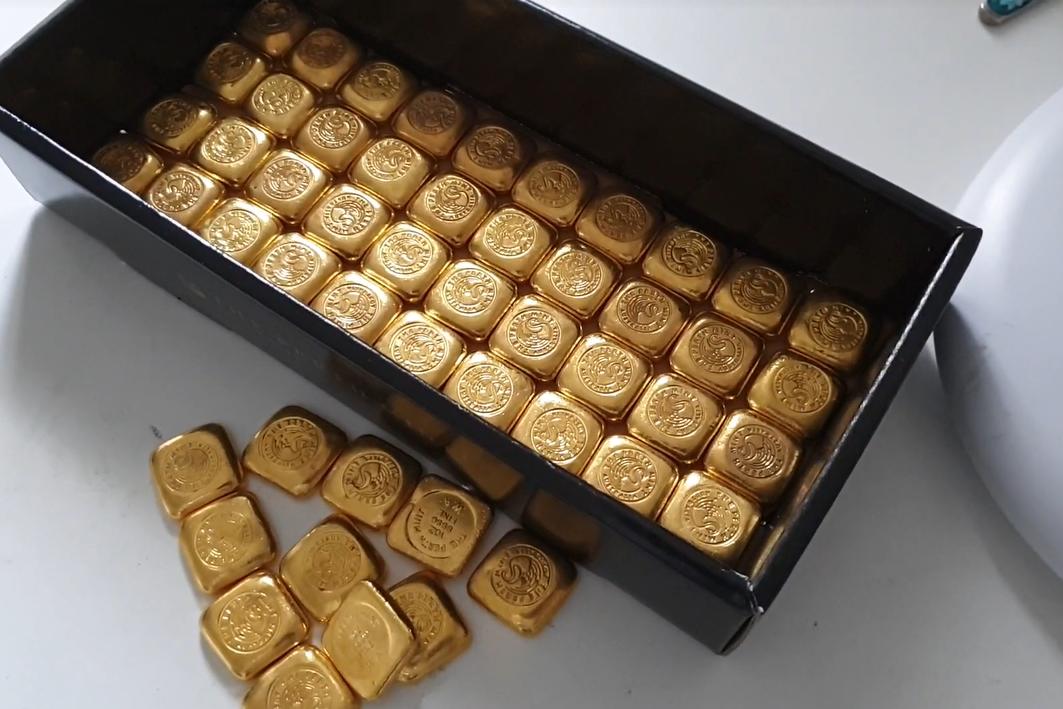多个技术指标出现极度超买现象 黄金价格存在巨大下跌隐患