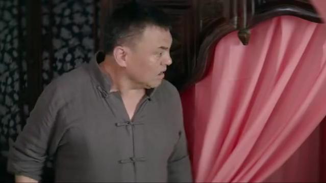 《水墨人生》景墨在秋水房间睡着,谁知被人家老爸抓现行,尴尬了