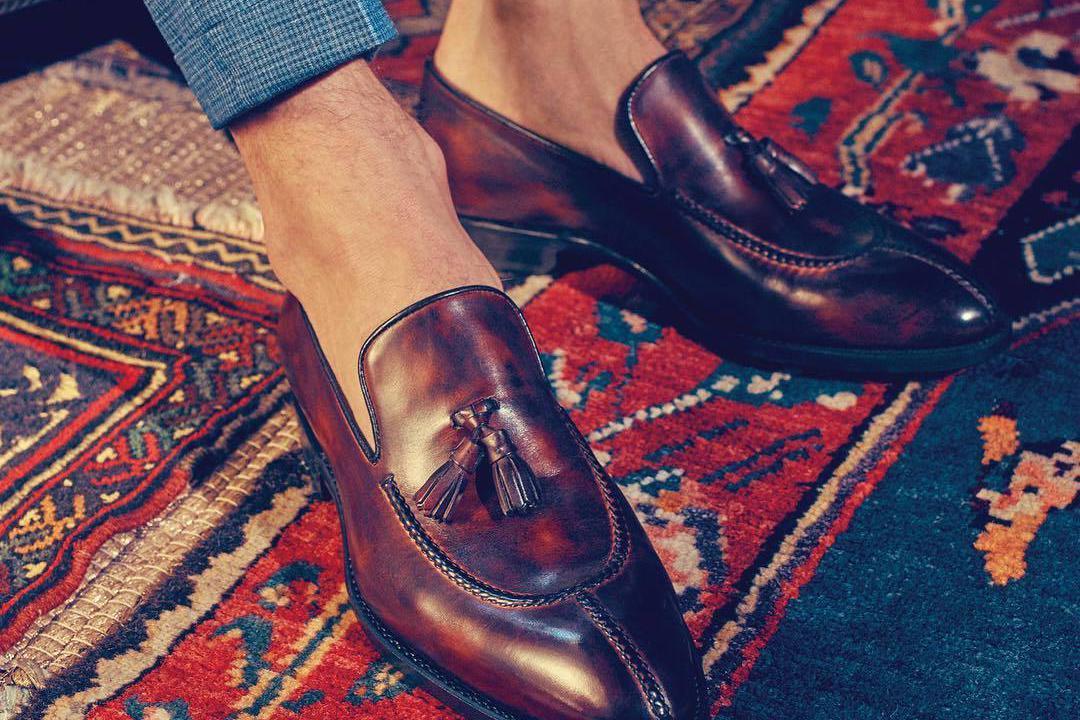福州Mr.C西先生西服定制——经典乐福鞋,率性风格的自我表达