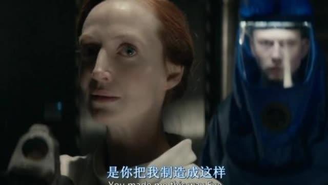 人工智能:美女机器人竟要杀死创造自己的人,她下得了手吗