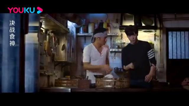 食神:天赐教米其林大厨用液化气灶,结果看到大厨的工具,太夸张