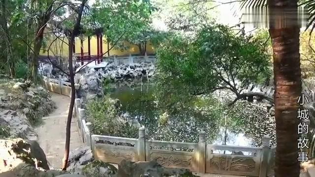 安徽安庆的这个千年古寺后院,竟然是汉服爱好者的打卡圣地!