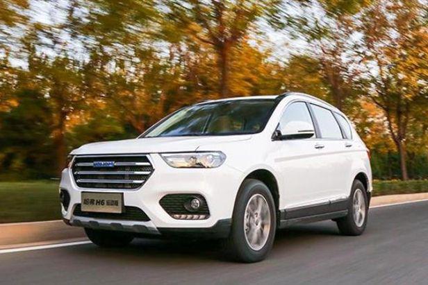 哈弗H6卖出2.3万,VV6超4千,长城汽车7月逆势上涨!