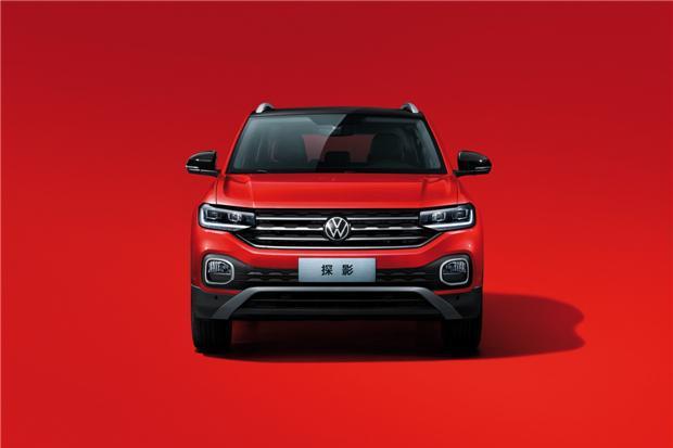 基于MQB平台打造 全新大众探影将于12月4日上市 定位于小型SUV