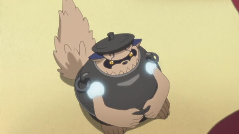 火影忍者:尾兽的前世今生,一尾守鹤原型居然是干脆面吉祥物?