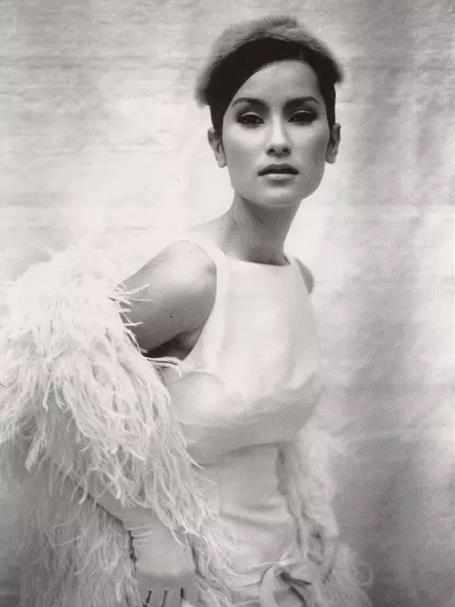 """泰国首席女星安妮·彤帕拉松""""娱乐圈公主""""出道20余年几乎零绯闻"""