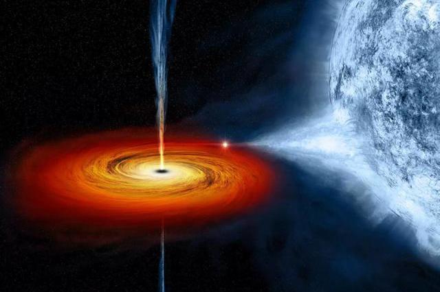 黑洞的事件视界里发生了什么,它的生长与星系的演化有何关联?