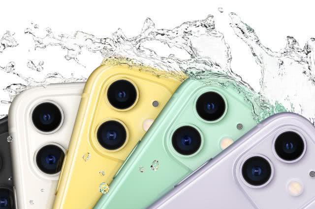 新iPhone订单减少明显,新增的暗夜绿版最受欢迎,喜欢绿色手机