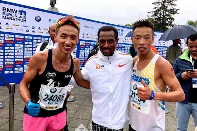 中国业余跑者第一人!贾俄仁加的上马目标:达标奥运!