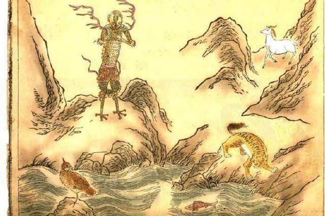 《山海经》中神秘的仙山,如今都在哪里?