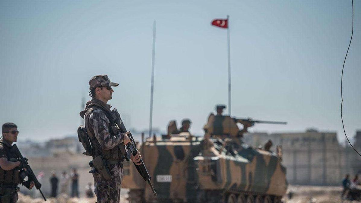 停火协议形同虚设,土耳其果断翻脸开火,不料半天之后就分出胜负