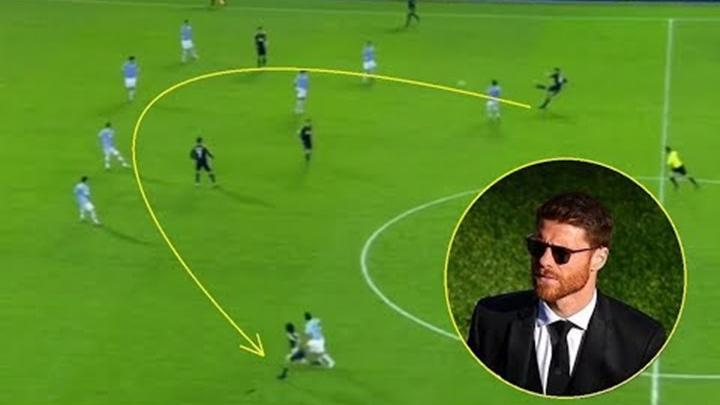 中场的发动机,精准的长传,足球场上的艺术大师阿隆索
