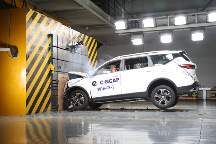史上最严C-NCAP发布一年,为什么拿五星的中国品牌SUV没几款?