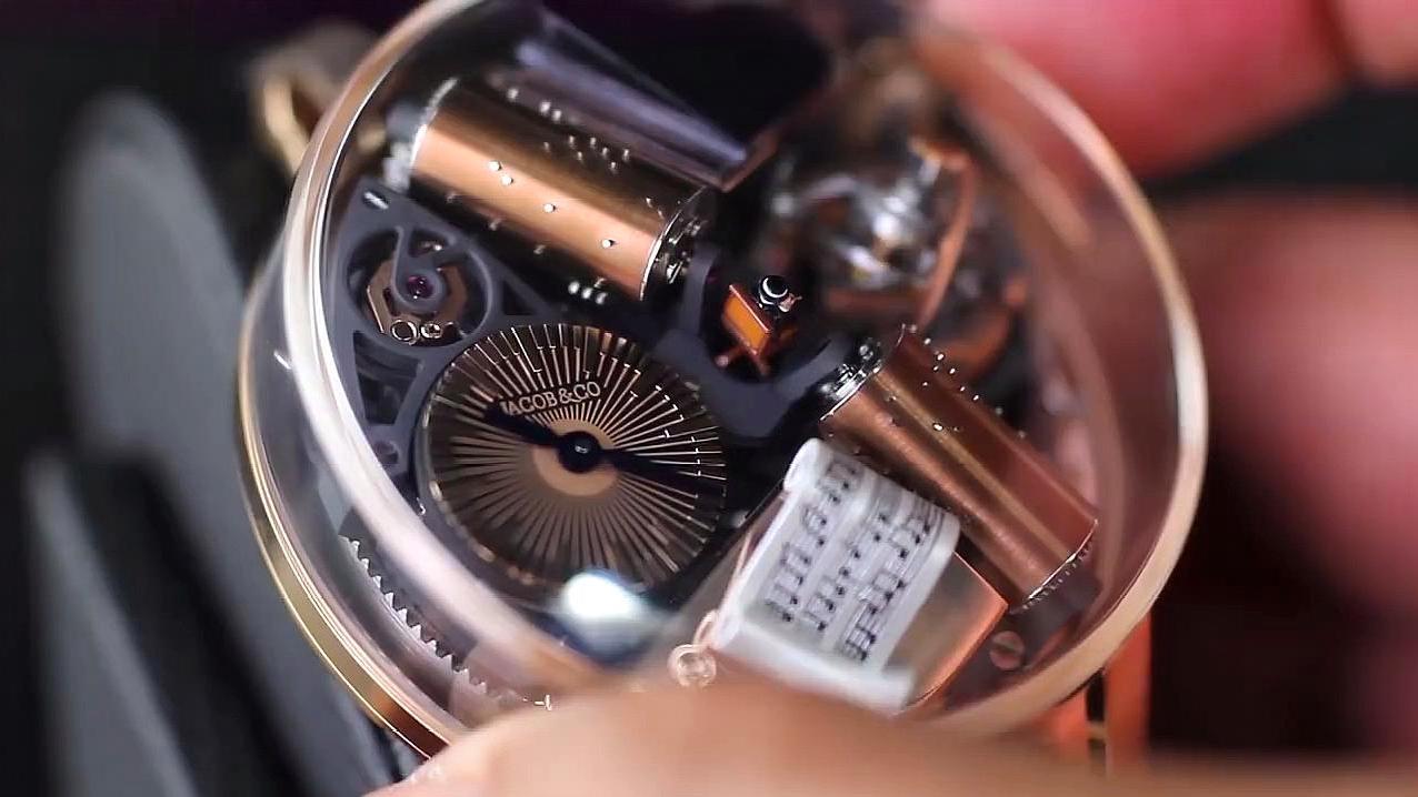 """世界""""最贵""""机械表,一支可换6辆宝马,打开看才知道为什么贵"""