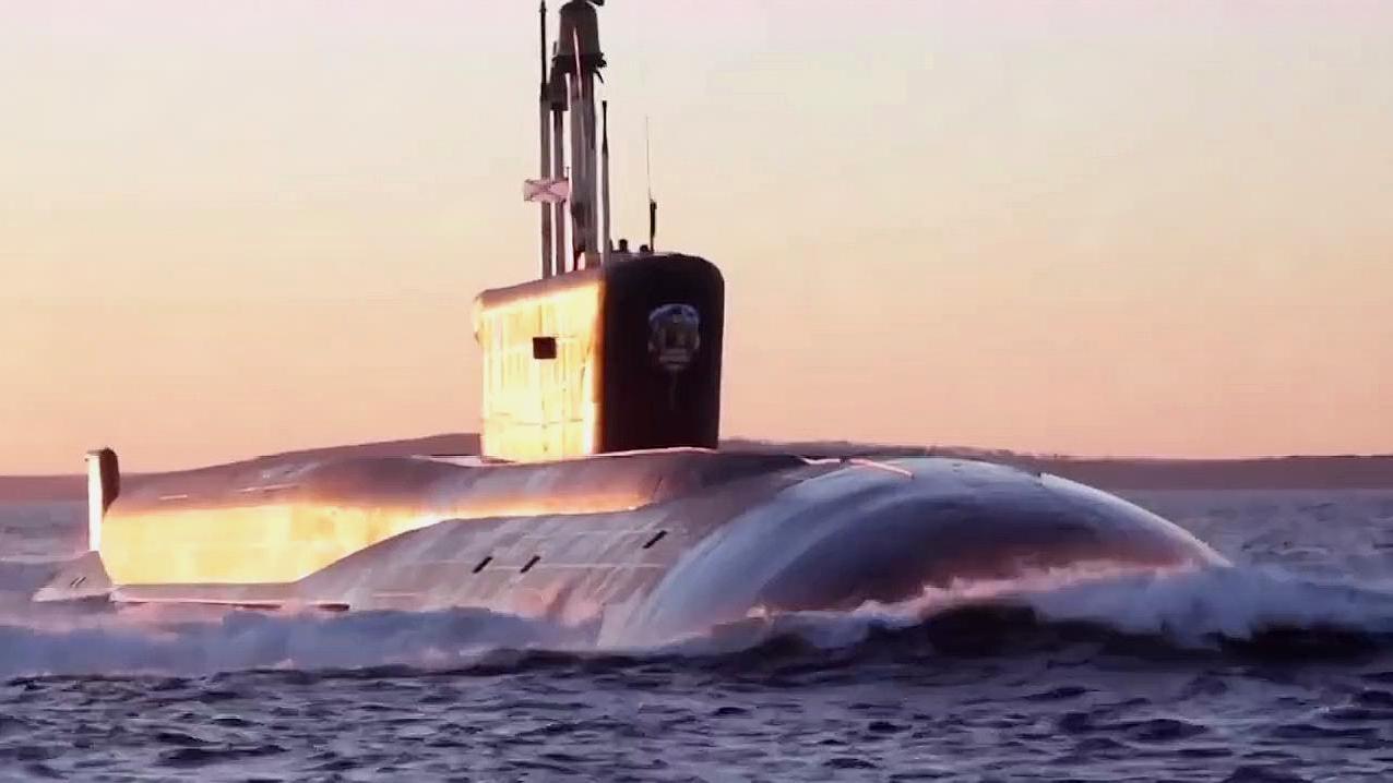 核潜艇数量大比拼:美国75艘,俄罗斯37艘,中国的数字让人骄傲