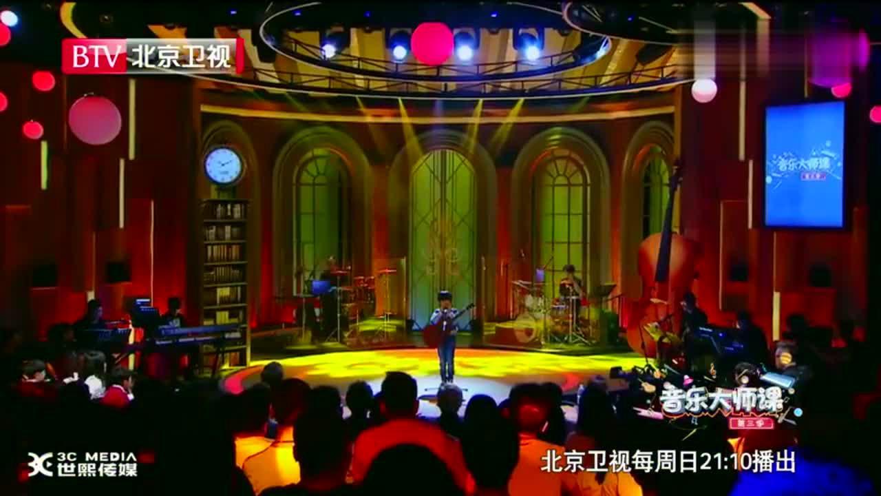 郑楚馨口琴独奏,琴声悠扬好听到爆,谁能想到他只9岁?