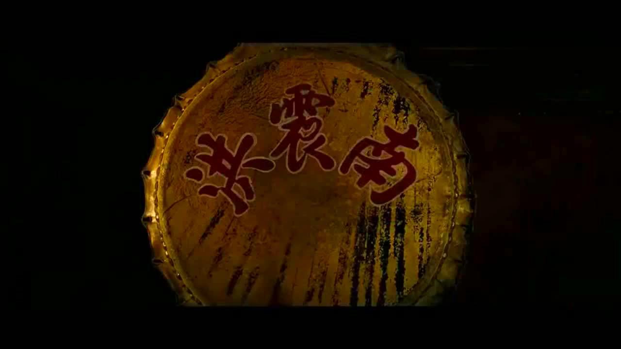 叶问2:武馆的人上台表演武术,老外不淡定了,非要上台去挑衅