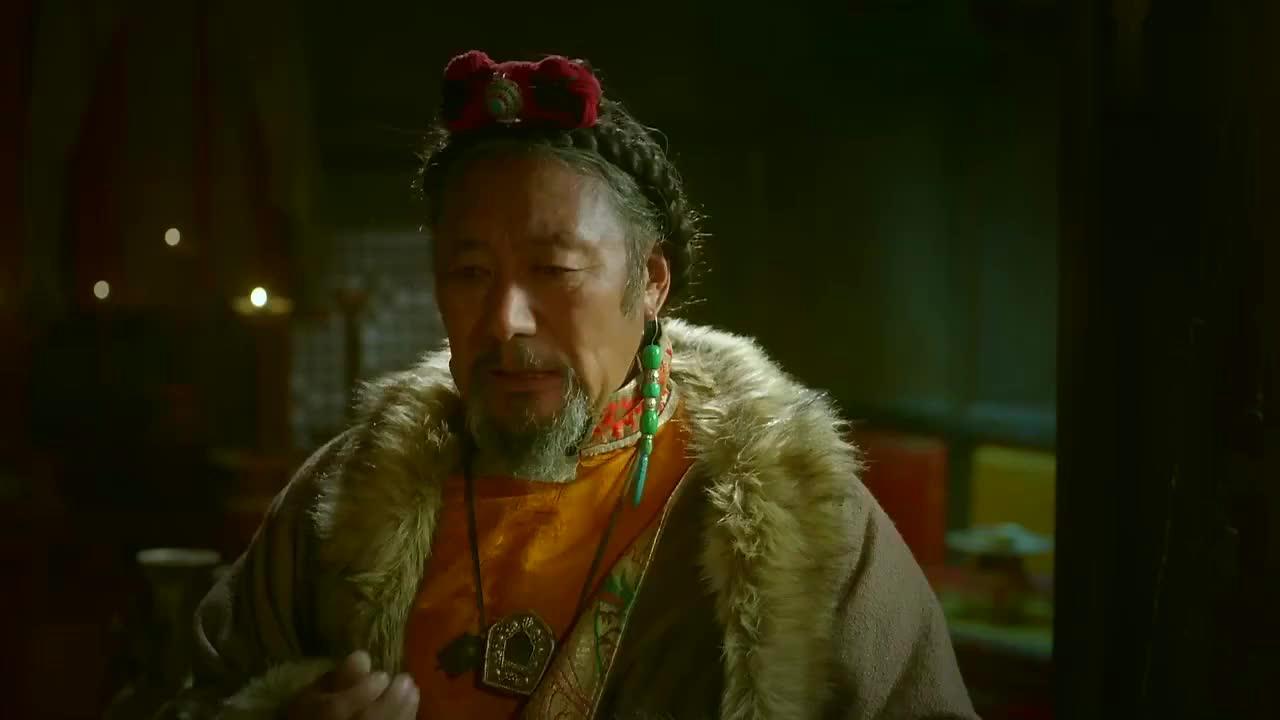 长征大会师藏族头人误会朱毛红军,竟趁夜包围了他们
