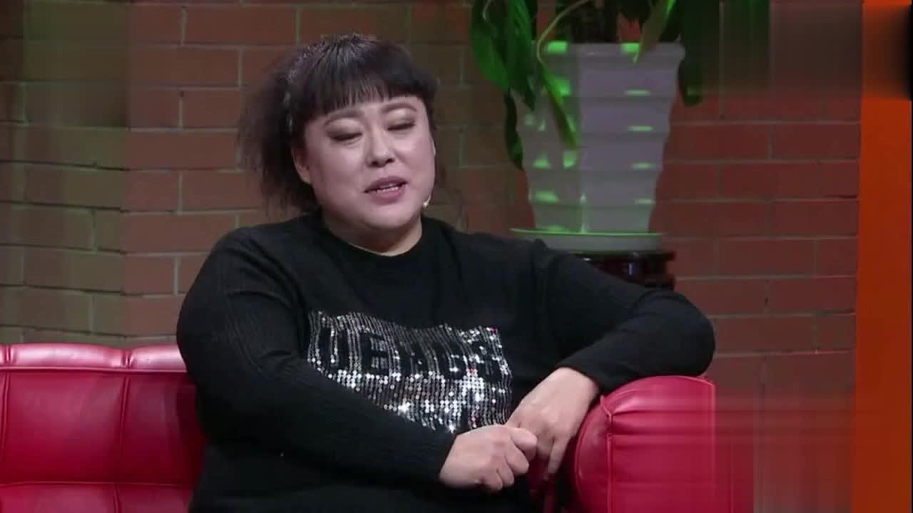 李菁菁的减肥方法太好使郭德纲听完都懵了