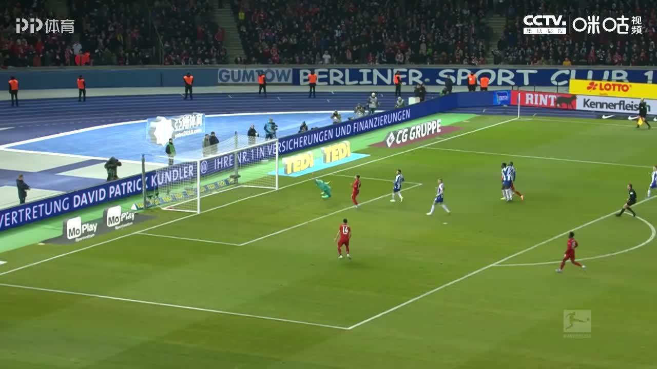 德甲第18轮最佳阵容:维尔纳搭档哈兰德 拜仁2人入选