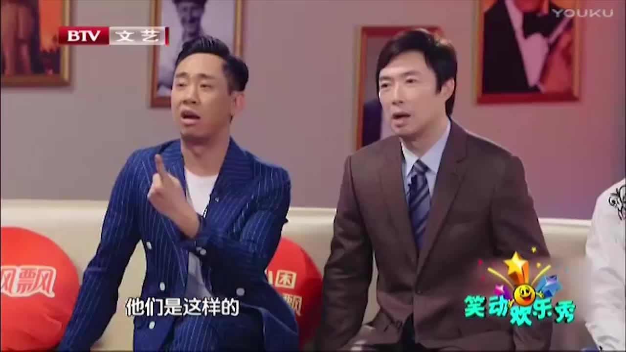 奥运冠军邓亚萍跨界演小品《冠军背后》,与高晓攀甩包袱