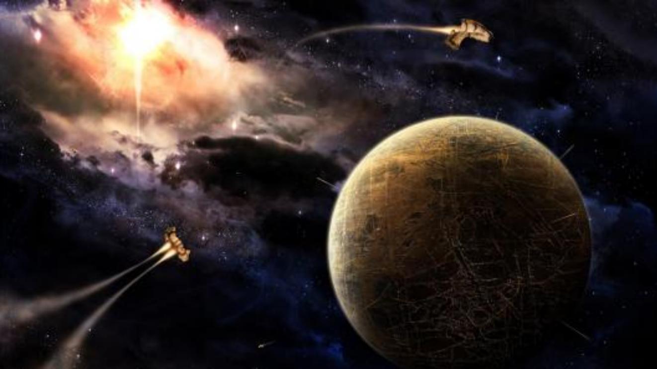 太阳系外发现类地行星,质量是地球1.1倍,能存在高等文明吗?