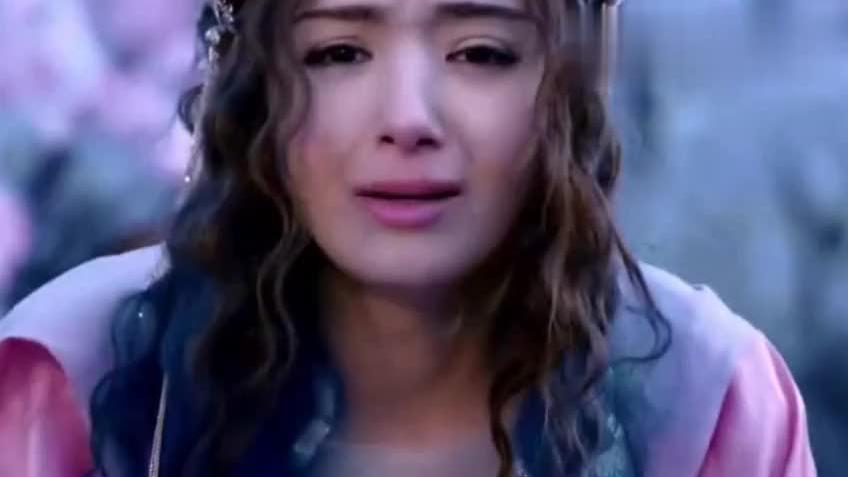 幻城人鱼公主知道自己误会樱空释无法忍受欲跳海自杀