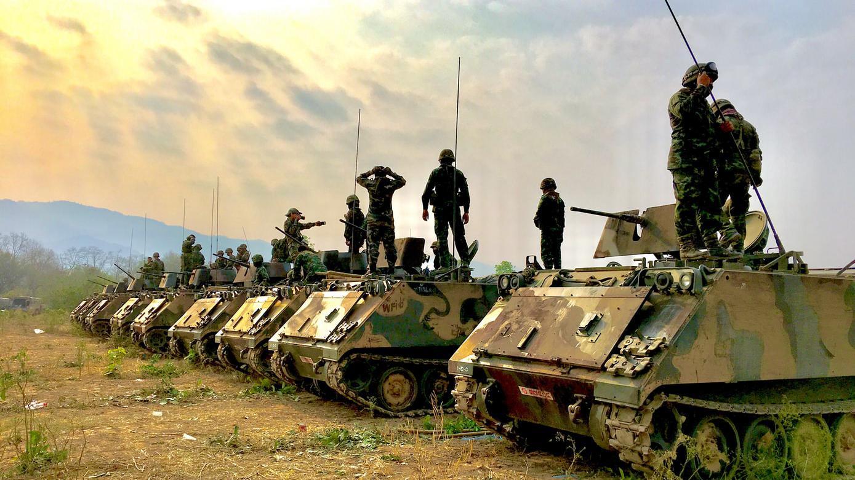 美国也要德国涨军费可德国不像韩国根本不怕美国撤军
