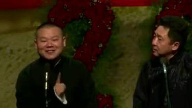 岳云鹏、于谦相声:小岳说谦哥父母歌咏会唱山歌后私奔,令人笑喷
