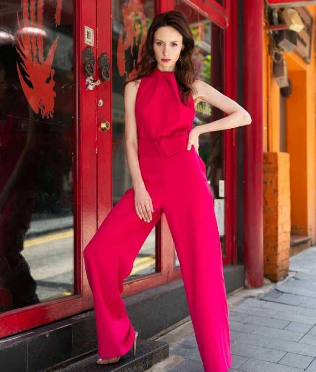 我站着干女人_俄罗斯女孩做模特环游世界,到中国后:这里是我的终点站