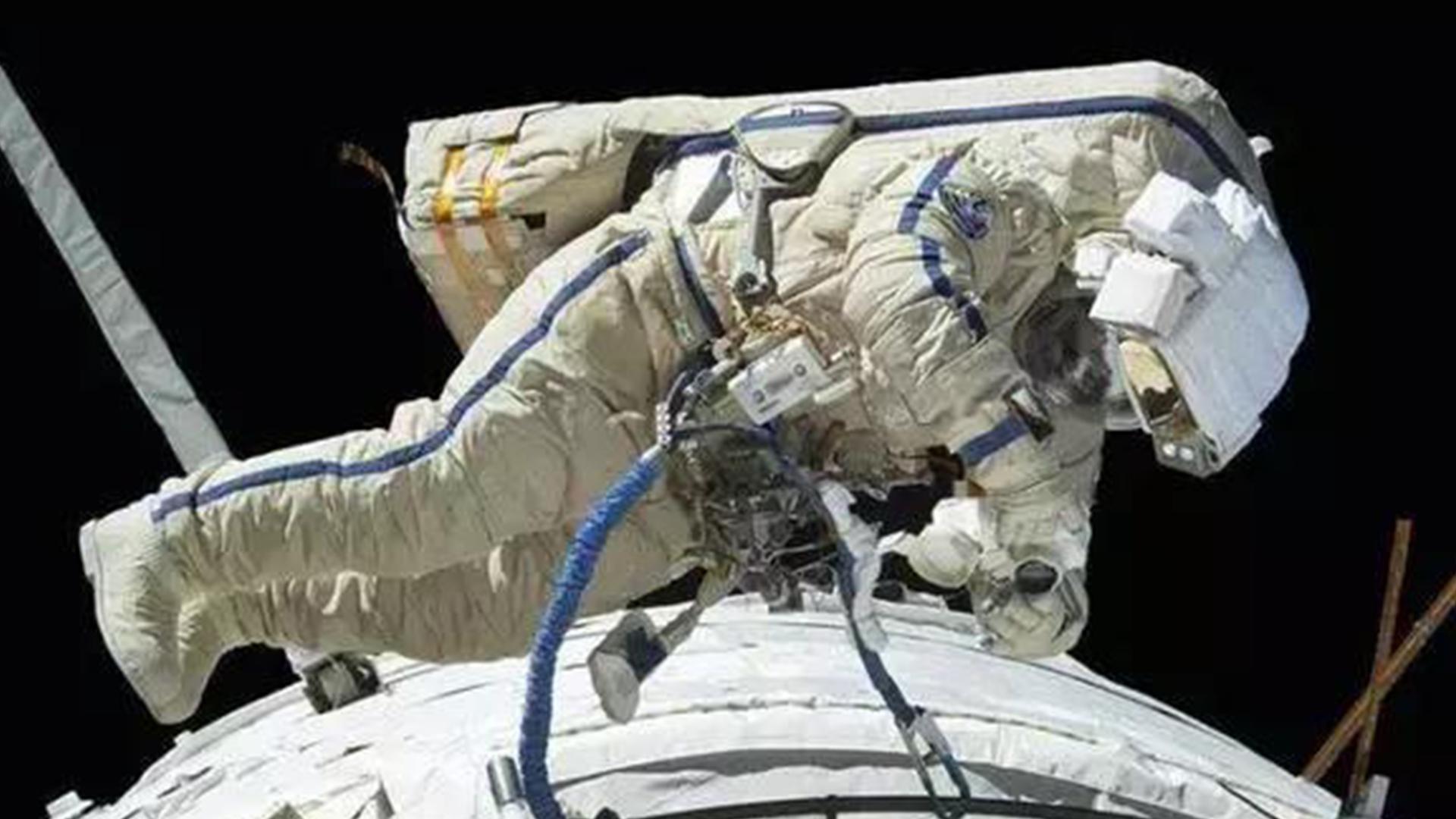 俄罗斯空间站被神秘生物攻击它们竟能在太空生存