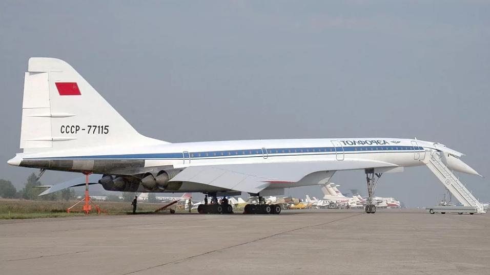 世界首款超音速客机将被俄改造为纪念碑!