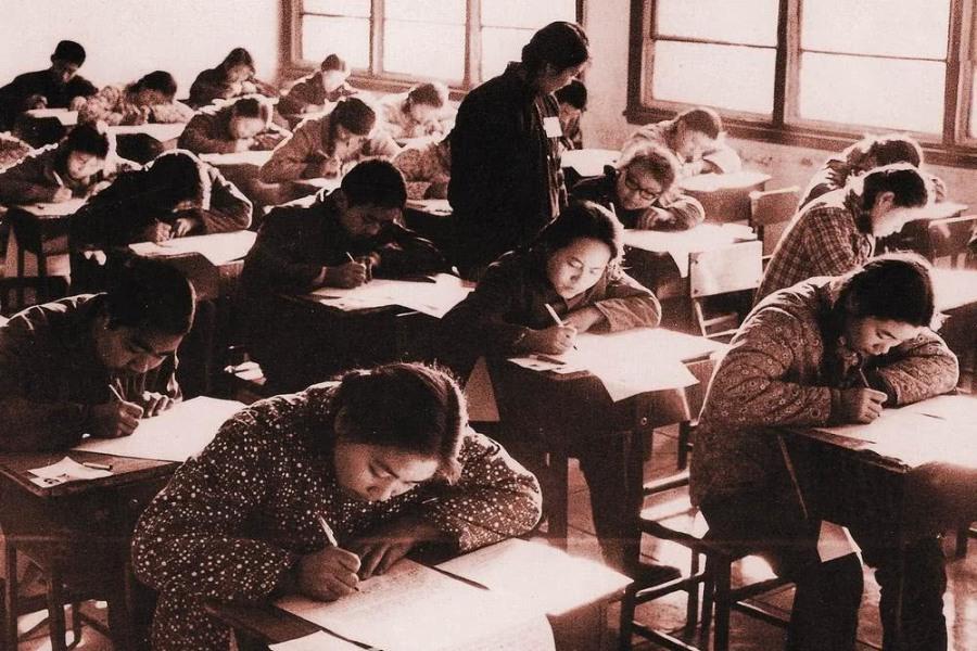 史上最难的一次高考,数学平均仅26分,这份卷到底有多难?