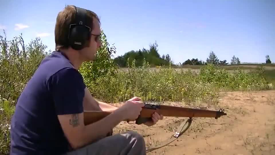 """大名鼎鼎的李恩菲尔德,绰号""""英七七""""二战射速最快的栓动步枪!"""