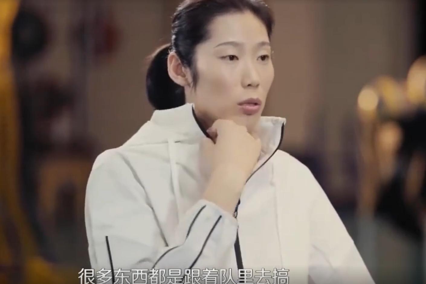 邓亚萍问朱婷奥运后香港富豪奖励奖金 朱婷:当时是小孩听队里安排