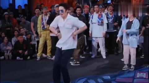 吳建豪跳舞好魔性,郭京飞你输了!