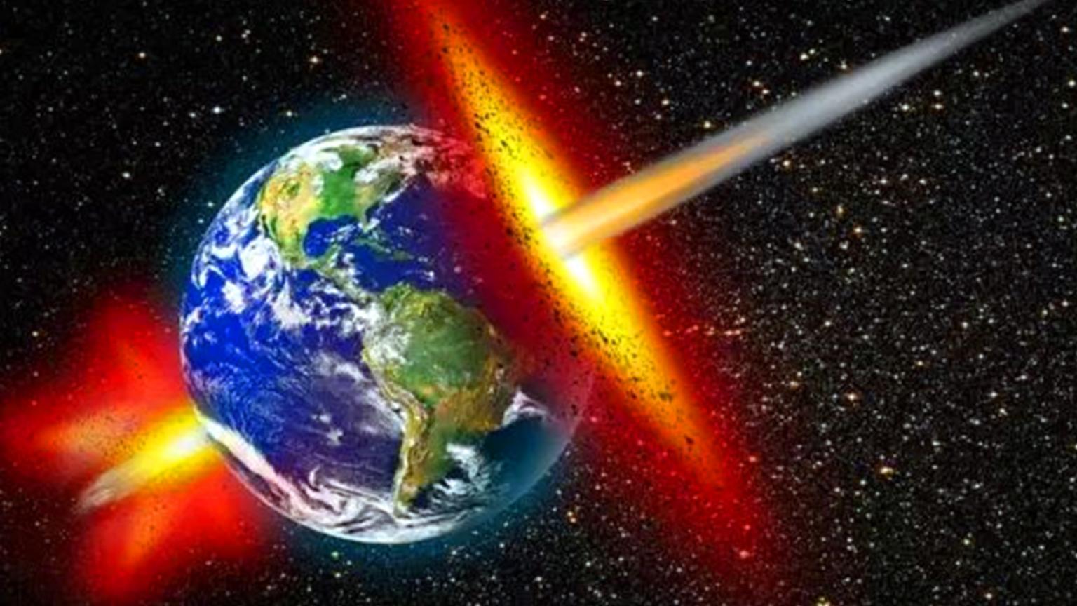 中微子为什么可以穿过地球?难道没有阻挡它的东西了吗?