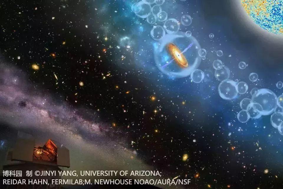 """占宇宙的70%,宇宙膨胀的加速,为什么被归因于""""暗能量""""?"""