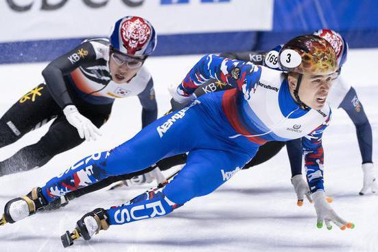俄罗斯愿意接手短道速滑世锦赛 将向国际滑联申请